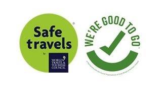 Safe Travels -Good to Go logo